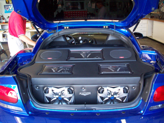 Pantell's Auto Audio Installation