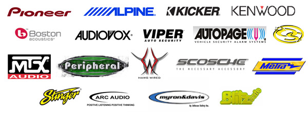 Pantells Audio Installation - Authorized Dealers